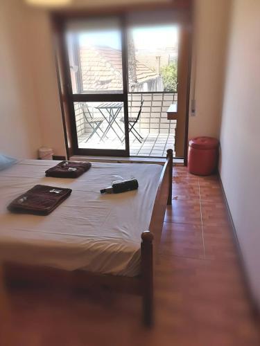Quarto com 4 camas (Beliches+ 1 Sofa-cama), Porto