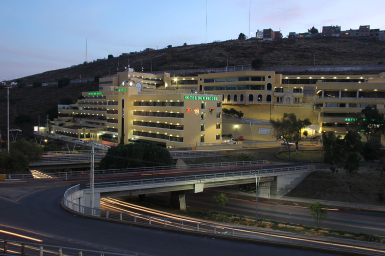 Hotel Don Miguel, Zacatecas