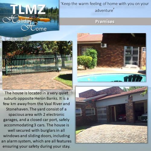 TLMZ Holiday Home, Fezile Dabi