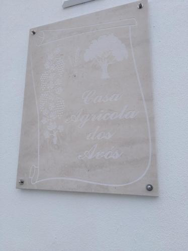 Casa Agricola dos Avos, Alenquer