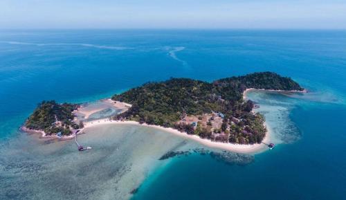 Ara Dinawan Island, Papar