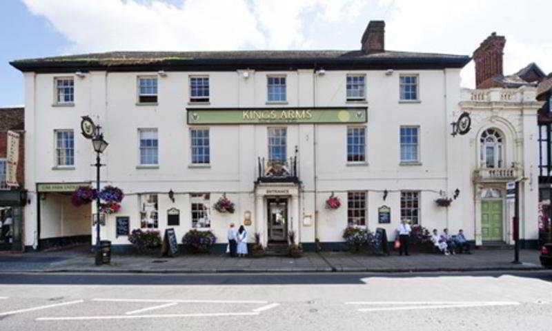 Kings Arms Hotel, Kent