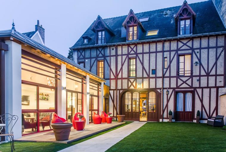 Hôtel Au Charme Rabelaisien, Indre-et-Loire