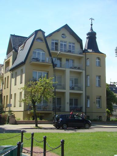 Villa Merry Spa & Wellness, Świnoujście