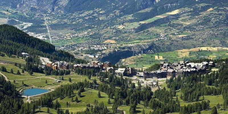 Constelation Foret Blanche, Hautes-Alpes
