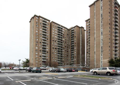 Towers Shared Condominium, Prince George's