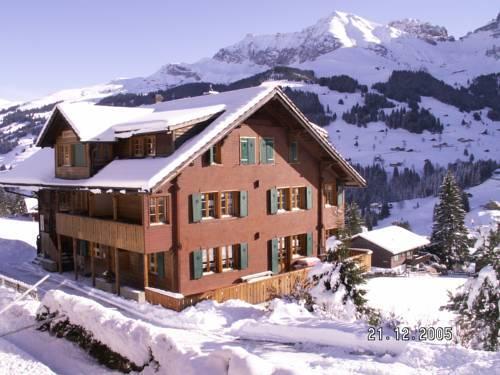 Chalet Alpenveilchen, Frutigen