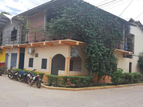 HOTEL LA ESTACION, Apacilagua