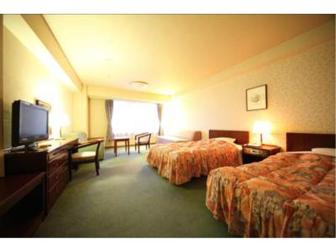Nagahama Royal Hotel, Lake Biwa