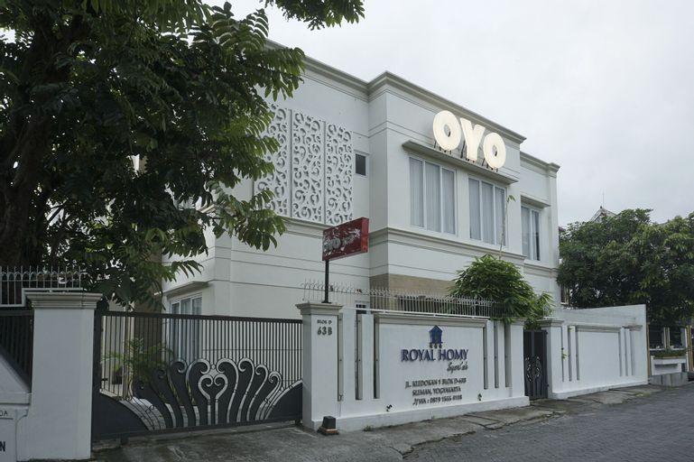 Royal Homy Syariah, Yogyakarta