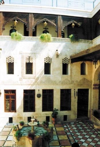 Dar Zamaria, Jabal Sam'an