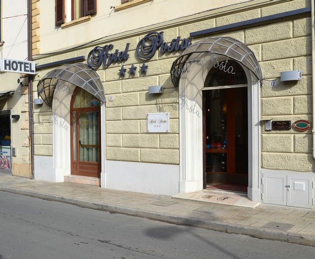 Hotel Posta, Livorno