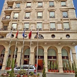 Riga Palace Hotel, Jabal Sam'an