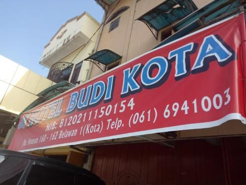 Hotel Budi Kota, Medan