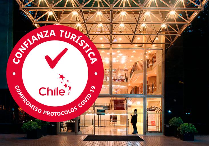 Hotel Neruda, Santiago