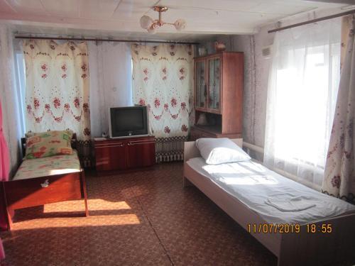 Обычныи деревенскии дом, Sol'-Iletskiy rayon