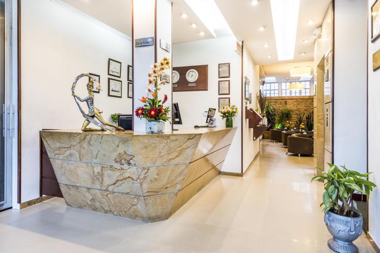 Hotel Platinum Suite, Santafé de Bogotá