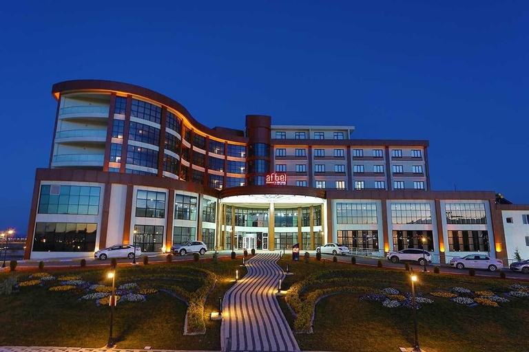 Afbel Termal & SPA Hotel, Merkez