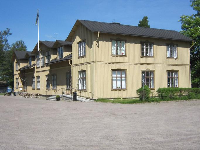 Karlsborg B&B och Vandrarhem, Karlsborg
