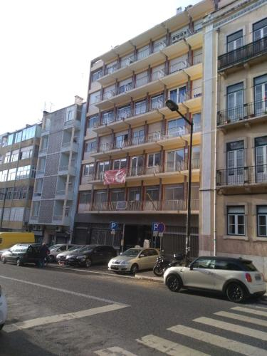 Amoreiras apartment, Lisboa