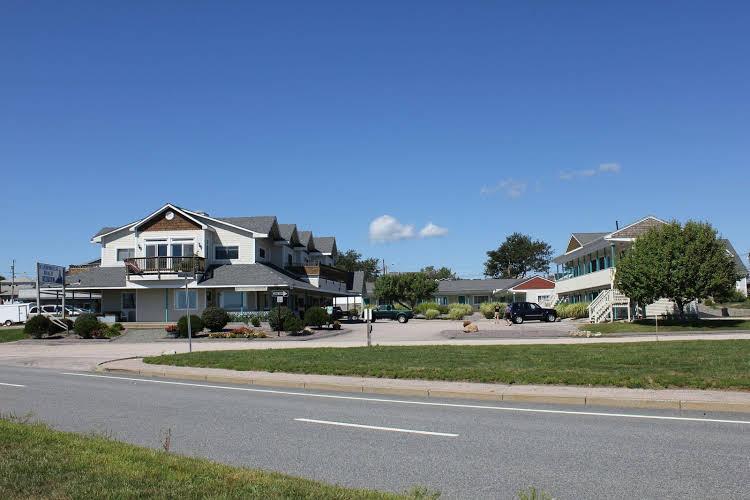 Scarborough Beach Motel, Washington