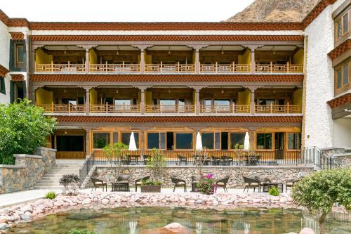 Songtsam Lodge Rumei, Chamdo