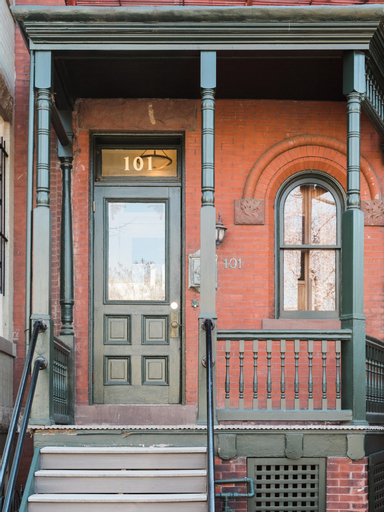 Found Places Capitol Hill Bed & Breakfast, District of Columbia