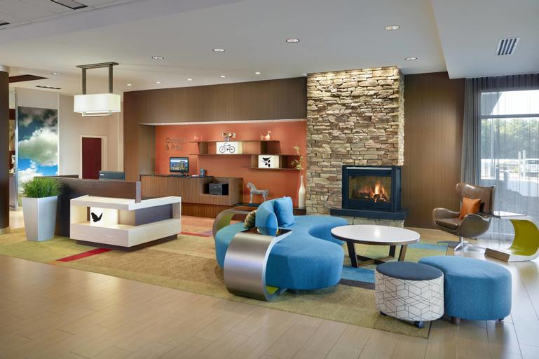 Fairfield Inn & Suites by Marriott Hendersonville Flat Rock, Henderson
