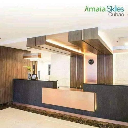 Amaia Skies by JB free Netflix 5mins walk Gateway MRT, Quezon City