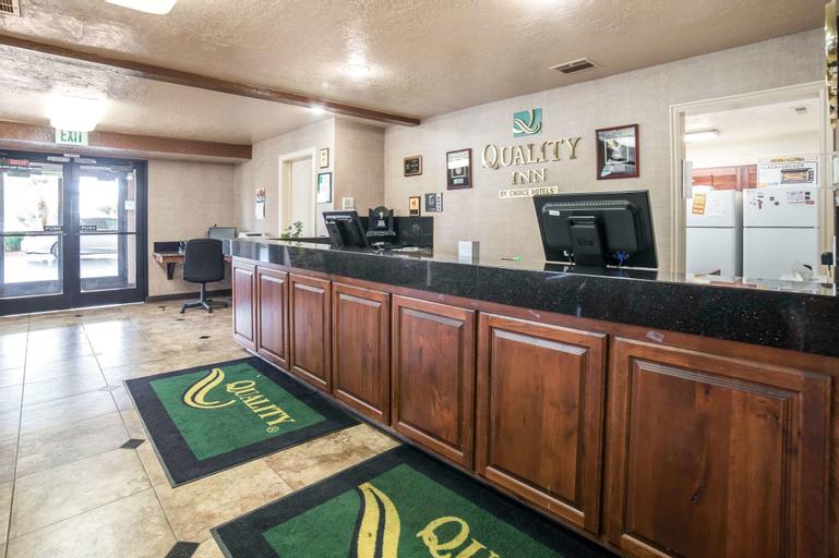 Quality Inn Saint George South Bluff, Washington
