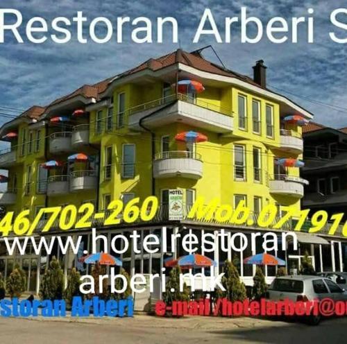 Hotel Restourant ARBERI,