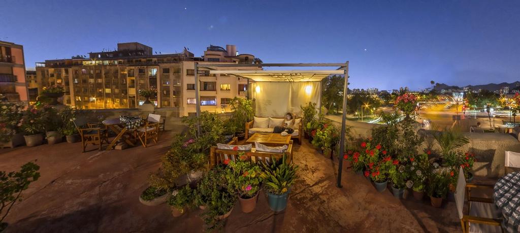 Hostel Casaltura, Santiago