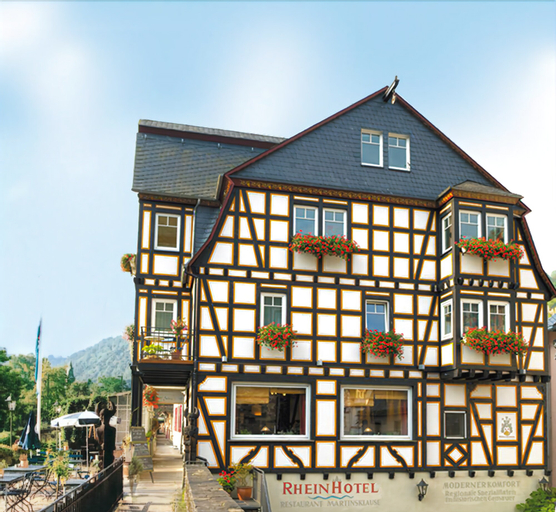 Rhein-Hotel Bacharach, Mainz-Bingen