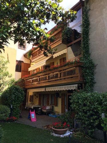 La casa di Ursula, Trento