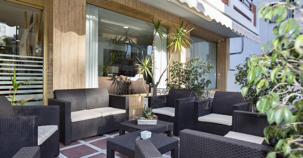 Hotel Baviera, Málaga