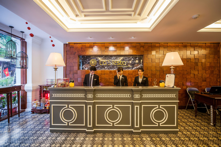 Hanoi La Siesta Hotel and Spa, Hoàn Kiếm
