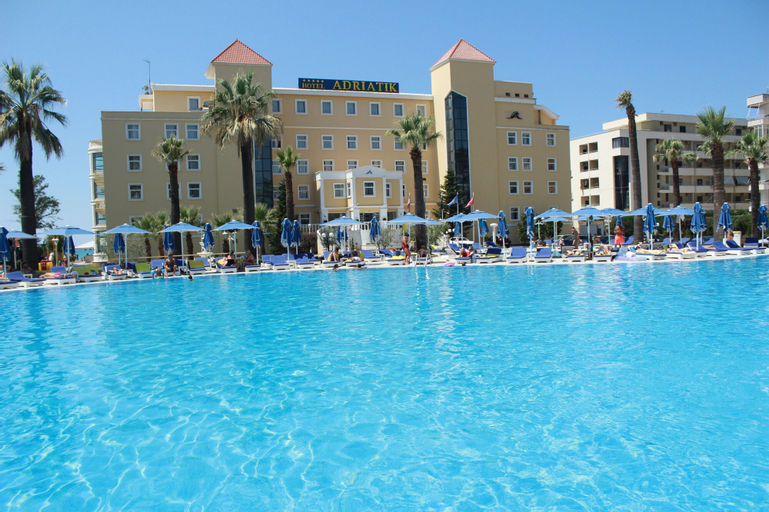Adriatik Hotel & Resort, Durrësit
