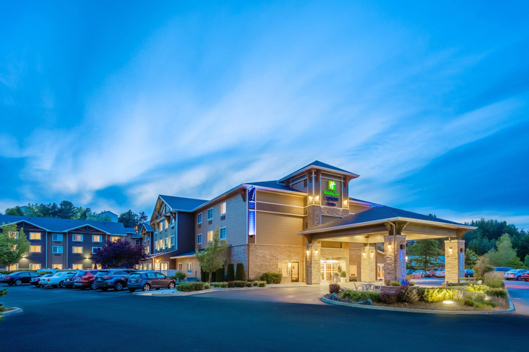 Holiday Inn Express And Suites Pullman, Whitman
