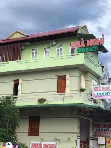 Nha Nghi Tan My, Ba Tơ