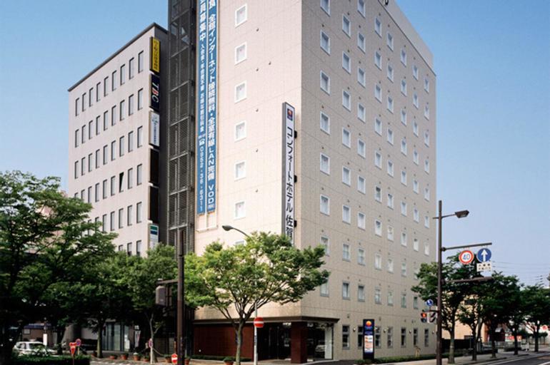 Comfort Hotel Saga, Saga