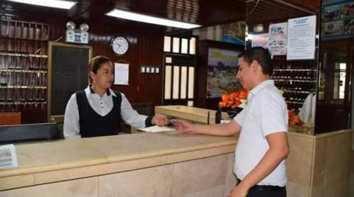 Hotel SF, Machala