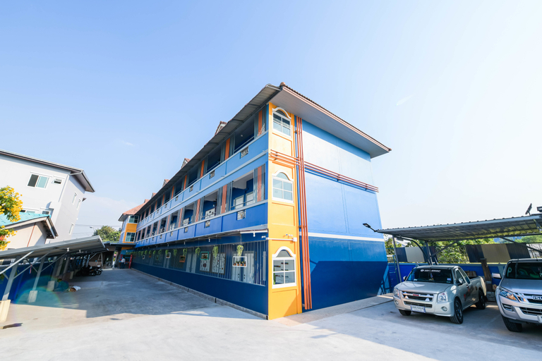 OYO 467 Blue Bed Pattaya, Bang Lamung