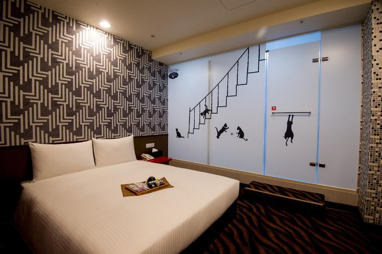 Diary of Ximen Hotel, Taipei City