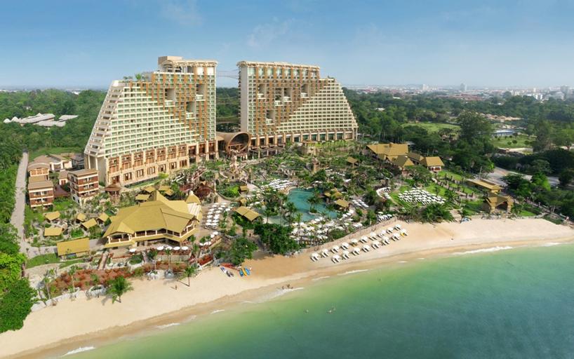 Centara Grand Mirage Beach Resort, Pattaya
