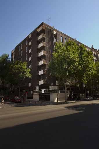 Agumar Hotel, Madrid
