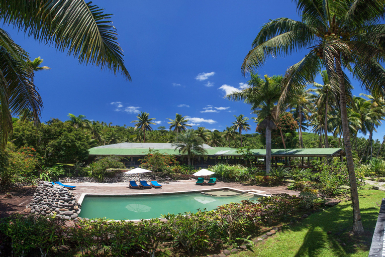 Maravu Taveuni Lodge, Cakaudrove