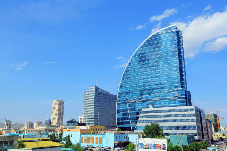 Blue Sky Hotel & Tower, Ulan Bator