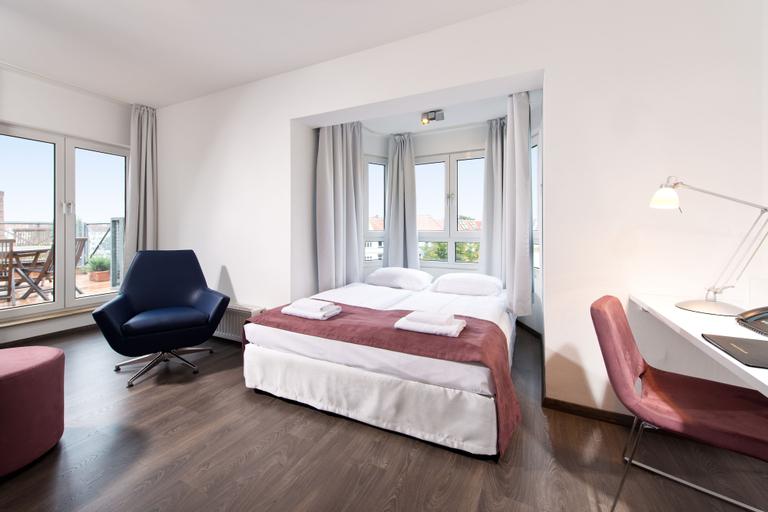 Alfa Hotel, Berlin