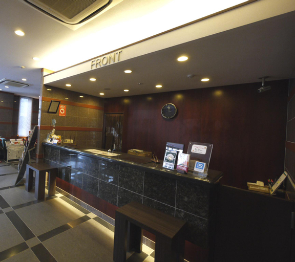 Hotel Route-Inn Oitaekimae, Ōita