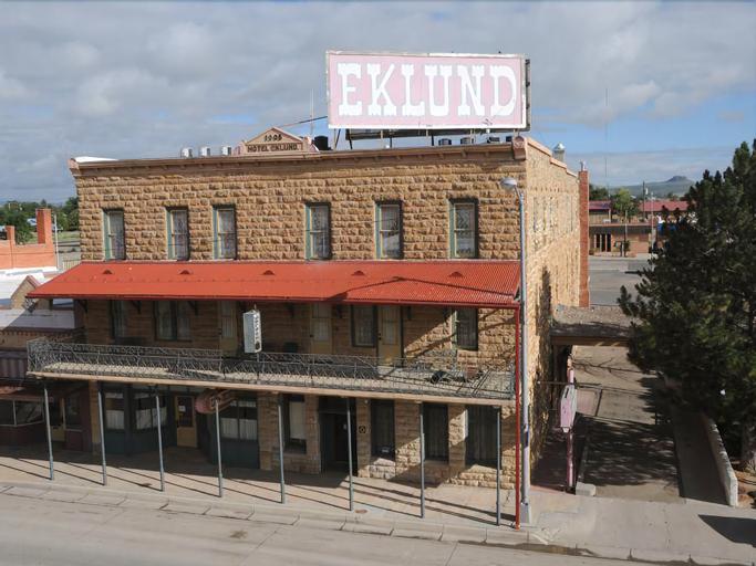 Hotel Eklund, Union